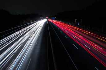 action asphalt blur cars