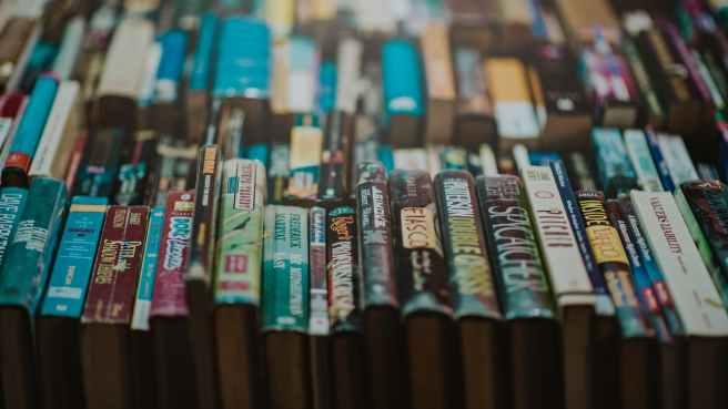 novel books